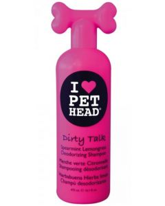 Pet Head Dirty Talk Hundeshampoo