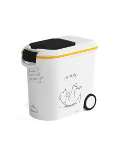 "Curver Futtercontainer ""Dinner is served"" 35 Liter"