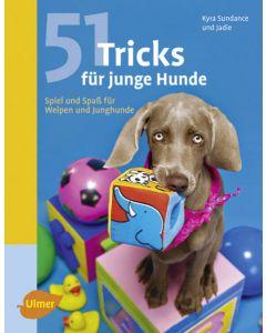 Buch 51 Tricks für junge Hunde von Kyra Sundance