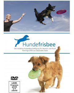 DVD Hundefrisbee von Alexandra Taetz (Vorderseite)