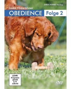 DVD Obedience Folge 2 von Imke Niewöhner Neuauflage