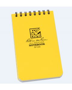 Notizblock Rite in the Rain All-Weather Notebook (Vorderseite)