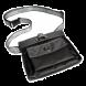 Click'n Treat™ Leckerli-Tasche mit Bauchgurt und Clip (schwarz/anthrazit)